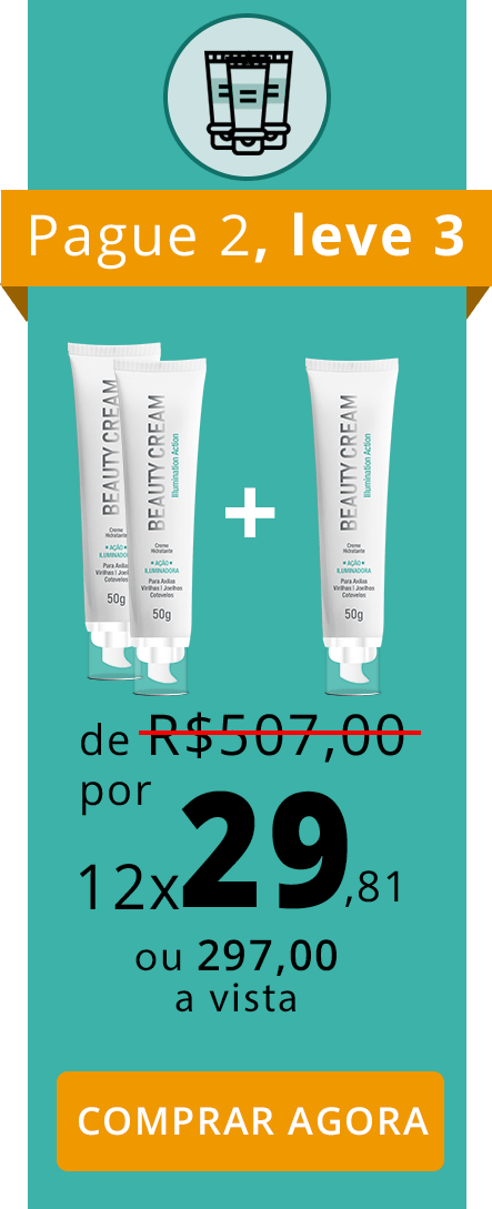 beauty cream creme clareador comprar